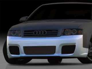 Corsa Style Front Bumper Cover For Audi A4 2002-2005