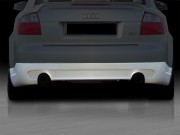 Corsa Style Rear Skirts For Audi A4 2002-2005