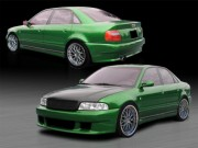 AVS Style Complete Kit For Audi A4 1996-2001