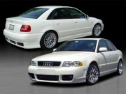 RS4 Style Complete Kit For Audi A4 1996-2001