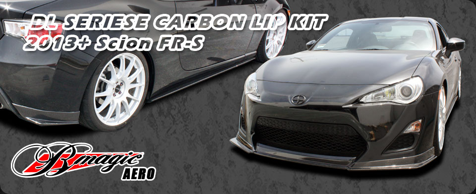 Scion FR-S DL Series Lip Kit