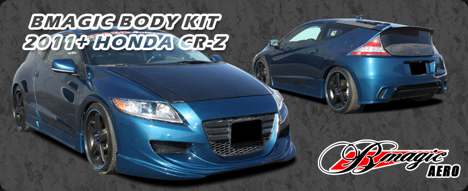 CR-Z Body Kit