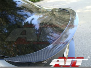 A-Tech Style Carbon Fiber Rear Spoiler For BMW E90 2006-2010