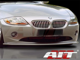 H-Tech Style front lip For BMW Z4 2002-2005