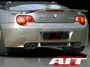 H-Tech Style rear apron For BMW Z4 2002-2005
