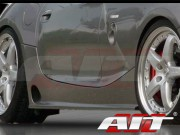 H-Tech Style Side Skirts For BMW Z4 2002-2005