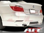 A-Tech Style rear apron For 2003- 09 BMW E60