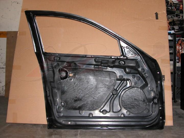 & Racing spec Carbon Fiber doors (front) For Mazda RX-8 2003-2012