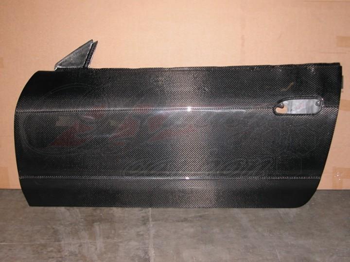 & Racing spec Carbon Fiber doors For Nissan 240sx 1989 -1993