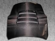 BATTLE Series Carbon Fiber Hood For Nissan 350z 2003-2005 Zenki