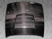BATTLE Series Carbon Fiber Hood For Nissan Silvia S13 1989-1993