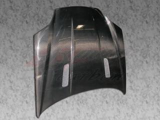 DB9 Style Carbon Fiber Hood For Hyundai Tiburon 2003-2006