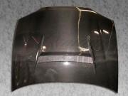 N1 Series Carbon Fiber Hood For Honda Civic 1992-1995