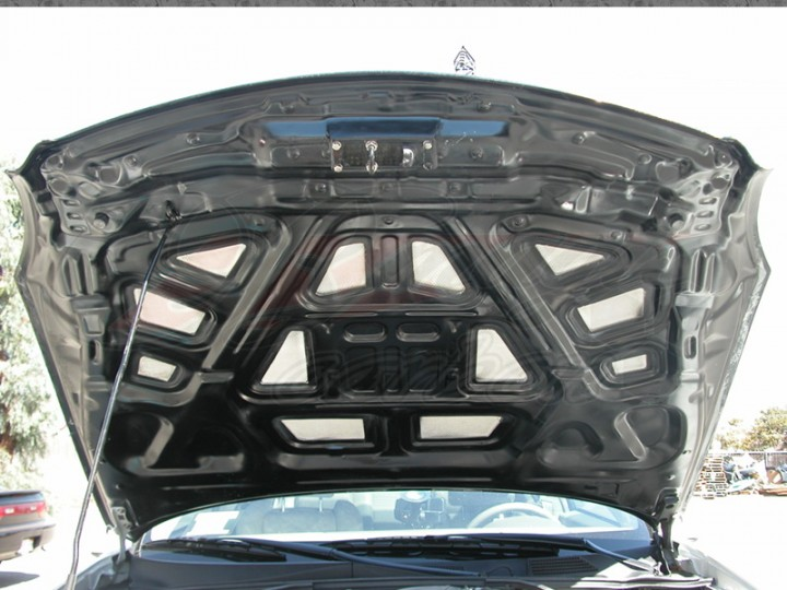 Oem Style Carbon Fiber Hood For Infiniti G35 Coupe 2003 2007