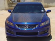 OEM Style Carbon Fiber Hood For Honda Accord Coupe 2008-2012