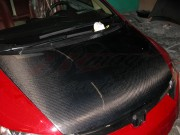 OEM Style Carbon Fiber Hood For Honda Civic 2006-2011 Coupe