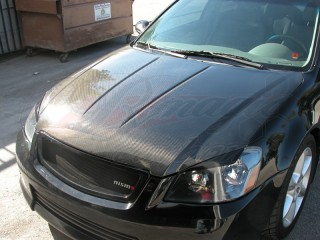 OEM Style Carbon Fiber Hood For Nissan Altima 2005-2006