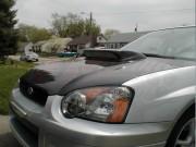 OEM Style Carbon Fiber Hood For Subaru Impreza 2004-2005