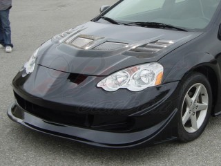 R1 Series Carbon Fiber Hood For Acura RSX 2002-2006