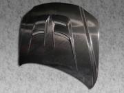 RAIDEN Series Carbon Fiber Hood For Mazda 6 2003-2008