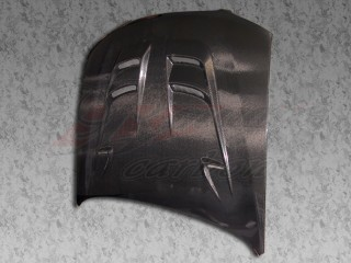 RAIDEN Series Carbon Fiber Hood For Nissan Sentra 2004-2006
