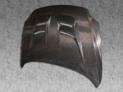RAIDEN Series Carbon Fiber Hood For Scion tC 2004-2010