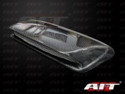 STi Style Carbon Fiber Hood scoop For Subaru Impreza 2004-2005