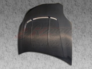 RRS Series Carbon Fiber Hood For Mitsubishi Eclipse 2006 -2012