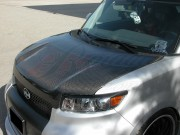 EURO Style Carbon Fiber Hood For Scion xB 2008-2012