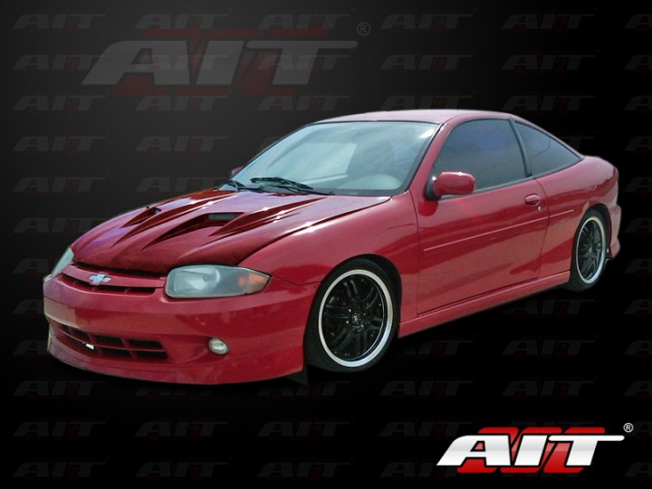 2003 2005 chevy cavalier t3 style fiberglass hood body kits ebay. Black Bedroom Furniture Sets. Home Design Ideas