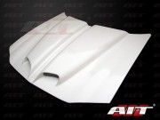 WS6 Style Functional Cooling Hood For Chevrolet Camaro 1998-2002