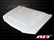 Type-E Style Functional Ram Air Hood For Chevy Silverado 2003-2005