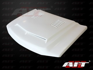 Type-E Style Functional Ram Air Hood For Chevy Silverado 2006-2007