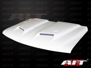 Type-S Style Functional Ram Air Hood For Chevy Silverado 1999-2002