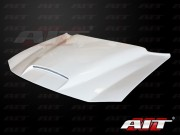 RKS Style Functional Cooling Hood For Dodge Charger 2006-2010