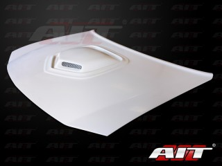 Shaker Style Functional Ram Air Hood For Dodge Charger 2006-2010