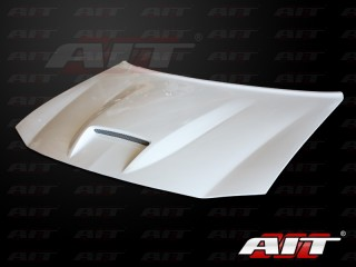 SRT Style Functional Cooling Hood For Dodge Charger 2006-2010