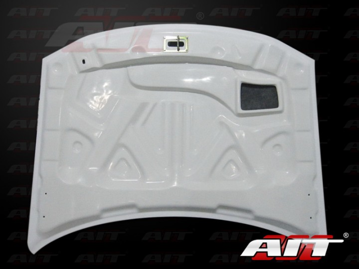 Srt Style Functional Cooling Hood For Dodge Charger 2006 2010