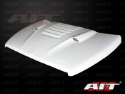 Type-S Style Functional Ram Air FRP Hood For Dodge RAM1500 2002-2008