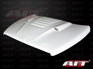 Type-S Functional Ram Air Hood For Dodge RAM 2002-2008