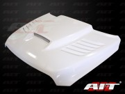 SSK Style Functional Cooling Hood For Dodge RAM 2500/3500 2010-2014