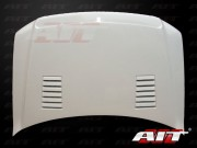 Type-E Style Functional Ram Air Hood For Ford F150 2004-2008