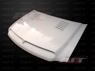 Type-E2 Style Functional Ram Air Hood For Ford F150 1997-2003