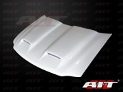 Type-S Functional Ram Air Hood For Ford F150 1997-2003