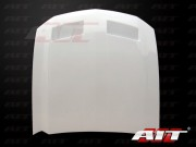 Type-GTR Style Functional Ram Air Hood For Ford Mustang 2005-2009