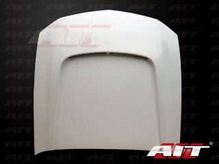 Type-SBY Style Functional Extractor Hood For Ford Mustang 2005-2009