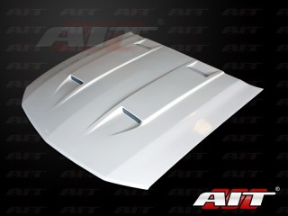 Type-3 Style Functionl Cooling Hood For Ford Mustang 2005-2009