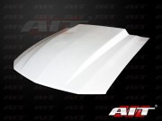 Type-4 Style Functional Cooling Cowl Hood For Ford Mustang 2005-2009