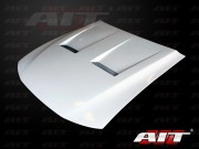 Type-6 Style Functional Cooling Hood For Ford Mustang 2005-2009