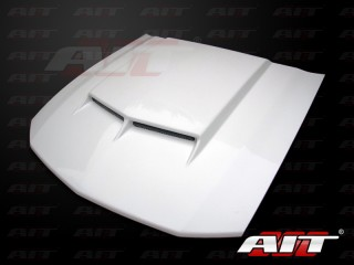 Type-C Style Functional Ram Air Hood For Ford Mustang 2005-2009